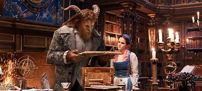 Novas imagens do live-action 'A Bela e o Monstro' com Emma Watson