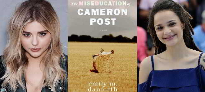 Chloe Moretz e Sasha Lane no drama 'The Miseducation of Cameron Post'