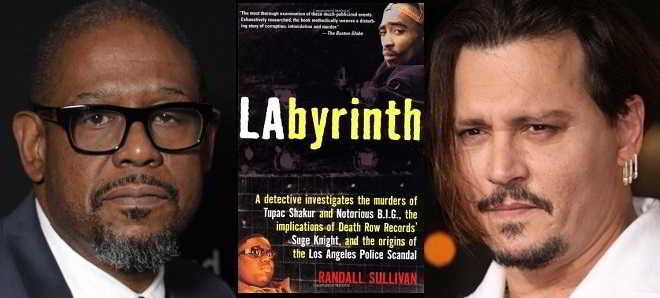 Forest Whitaker junta-se a Johnny Depp no elenco de 'LAbyrinth'