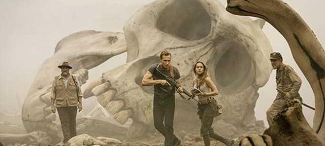 'Kong: Ilha da Caveira': Nova imagem revela visual de King Kong