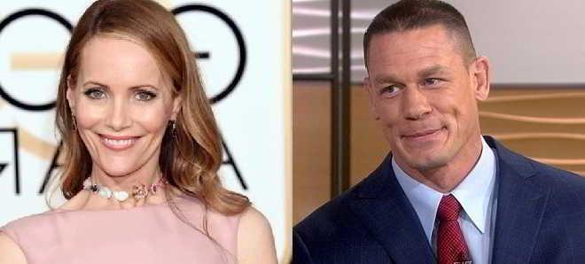 Leslie Mann e John Cena vão ser os protagonistas da comédia 'The Pact'