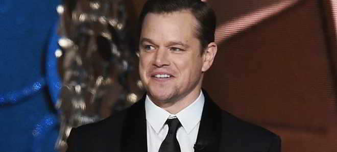Matt Damon revelou que vai integrar o elenco de 'Ocean's Eight'