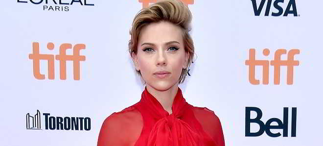 Scarlett Johansson confirmada como protagonista do thriller 'Tangerine'