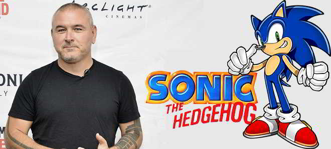 Tim Miller, realizador de 'Deadpool' vai desenvolver 'Sonic the Hedgehog'