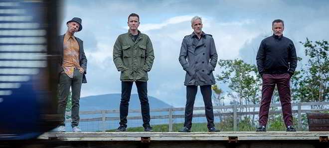 Primeiro trailer oficial de 'T2: Trainspotting' com Ewan McGregor