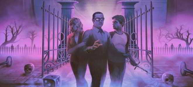BEYOND THE GATES -Trailer oficial