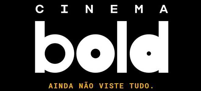 Alambique lançou a Cinema Bold e desafia o público a fazer parte do Scope 100