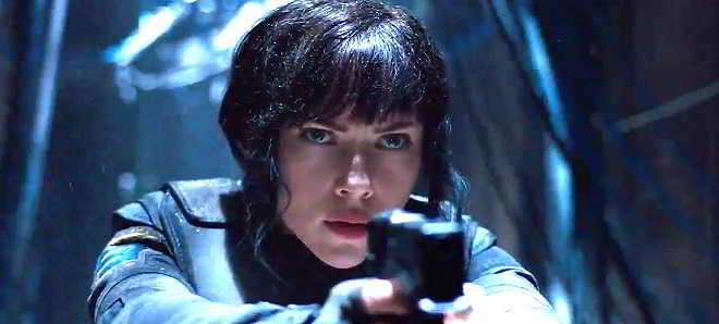 Primeiro trailer português de 'Ghost in the Shell - Agente do Futuro'