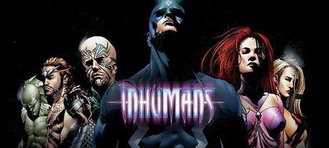 'Inumanos': Marvel desiste da versão cinematográfica e produzirá uma série para TV