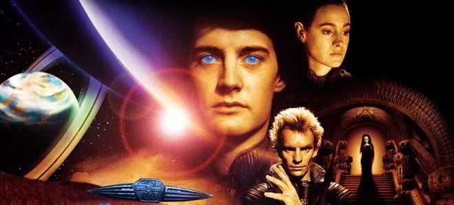 Legendary adquiriu os direitos do romance de ficção científica 'Duna'