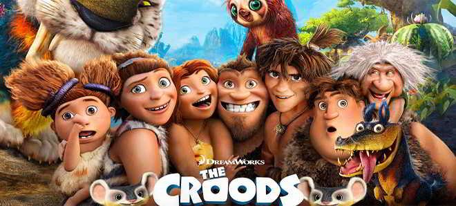 DreamWorks e Universal cancelaram a sequela da animação 'Os Croods'
