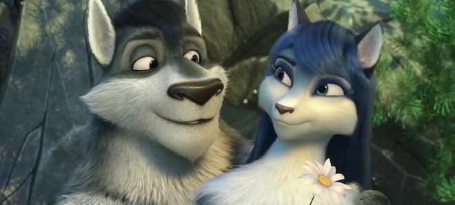 Trailer dobrado em português da animação russa 'Ovelhas e Lobos'