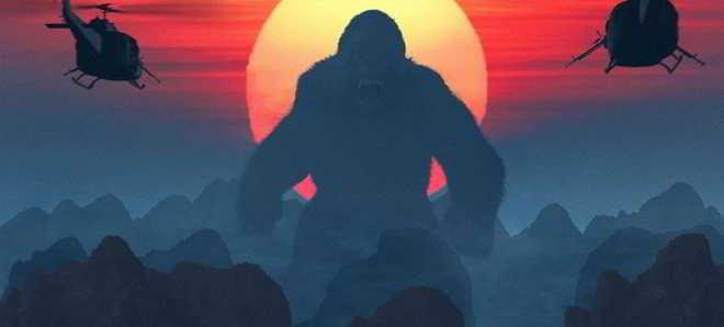 Novo trailer português e dois novos posters de 'Kong - Ilha da Caveira'