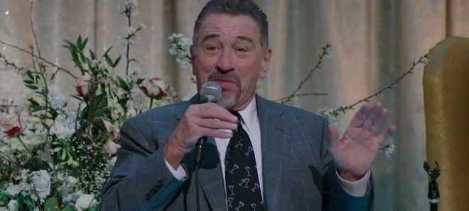 Primeiro trailer oficial de 'The Comedian', com Robert De Niro