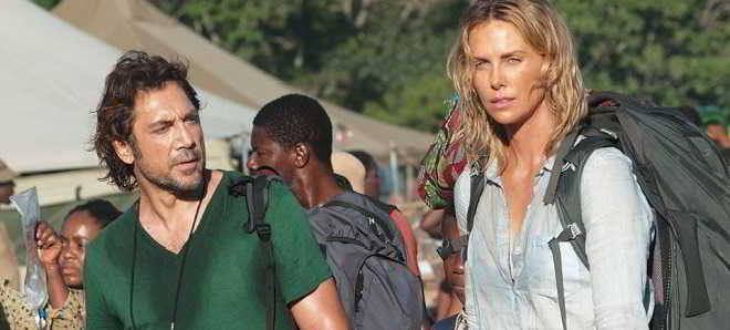 'The Last Face': Primeiro trailer do drama com Charlize Theron e Javier Bardem