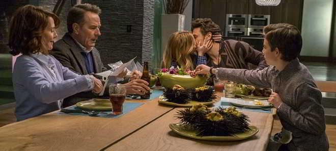 Segundo trailer oficial de 'Porquê Ele?', com Bryan Cranston e James Franco