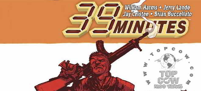 Matt Duffett vai escrever a adaptação cinematográfica de '39 Minutes'