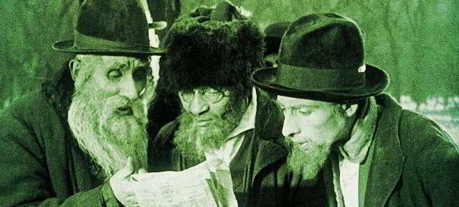 'A Cidade Sem Judeus': Clássico do cinema mudo austríaco vai ser remasterizado