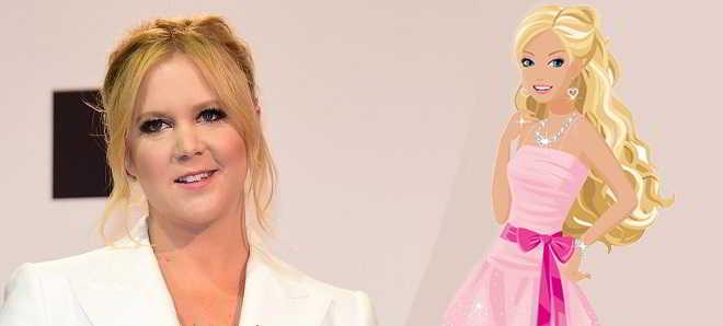 Amy Schumer em negociações para dar vida à boneca 'Barbie'