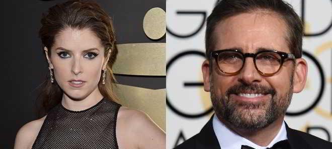 Globos de Ouro 2017: Anna Kendrick e Steve Carell na lista de apresentadores