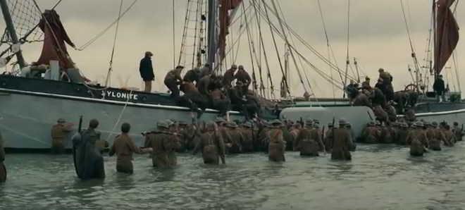 'Dunkirk': Primeiro trailer oficial do filme de Christopher Nolan