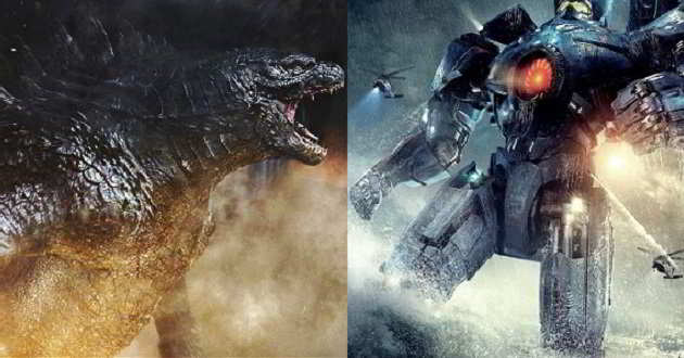 Anunciados os títulos oficiais das sequelas de 'Godzilla' e 'Batalha do Pacífico'