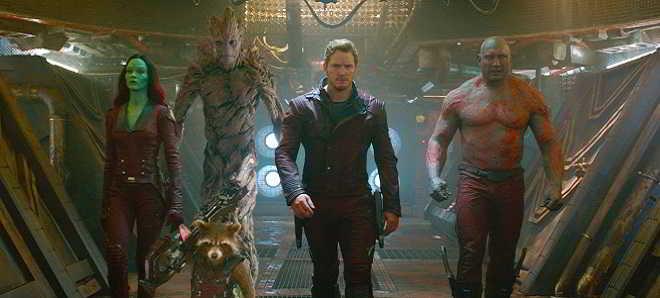 Marvel divulgou o primeiro trailer oficial de 'Guardiões da Galáxia 2'