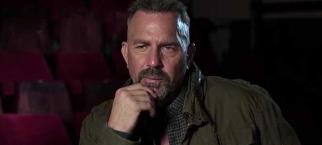 Kevin Costner que realizar um western com dez horas de duração
