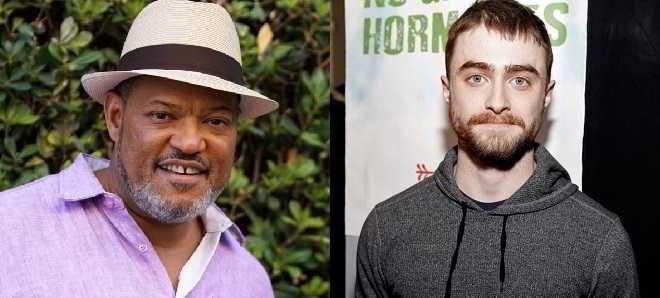 Laurence Fishburne poderá juntar-se a Daniel Radcliffe em 'Beast of Burden'