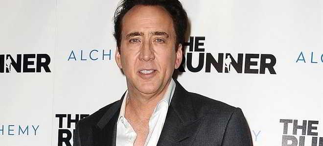 Nicolas Cage vai protagonizar o thriller de ficção científica 'The Humanity Bureau'