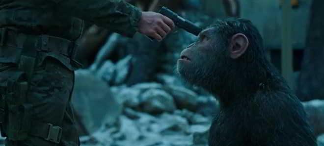 Primeiro trailer legendado em português de 'Planeta dos Macacos: A Guerra'