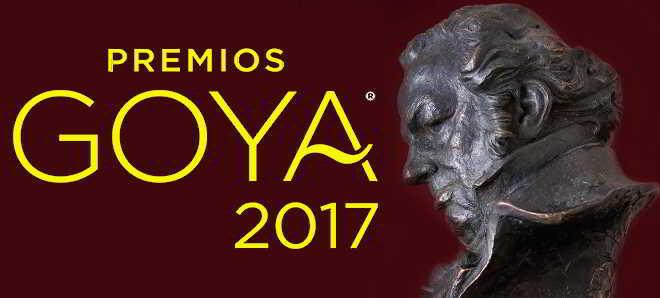 Anunciados os nomeados para a 31ª edição dos Prémios Goya