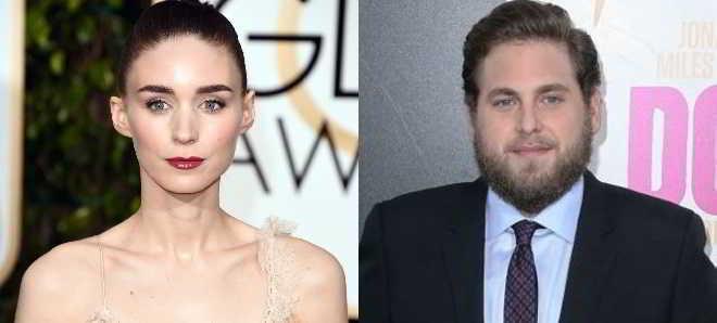 Rooney Mara e Jonah Hill em negociações para o novo filme de Gus Van Sant
