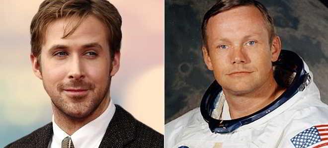 'First Man': Ryan Gosling vai ser Neil Armstrong no novo filme de Damien Chazelle