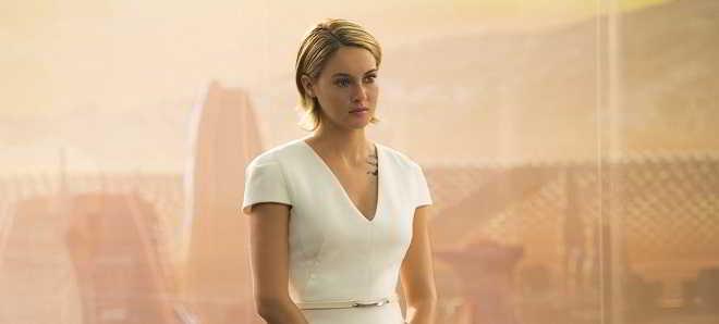 Shailene Woodley definida para protagonizar o novo drama 'Adrift'