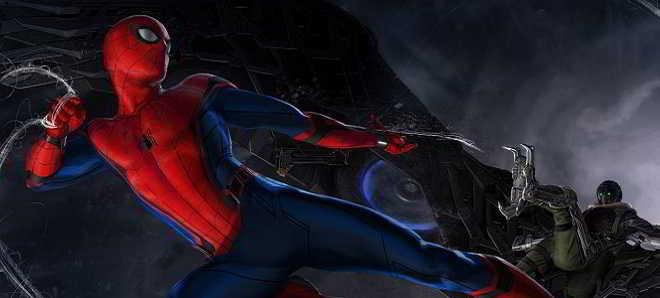 Assista ao primeiro trailer oficial de 'Homem-Aranha: Regresso a Casa'