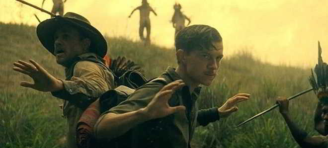 Divulgado o primeiro trailer oficial de 'The Lost City of Z'