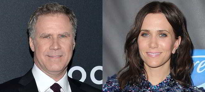 Will Ferrell e Kristen Wiig juntos no musical 'Everything's Coming Up Profits'