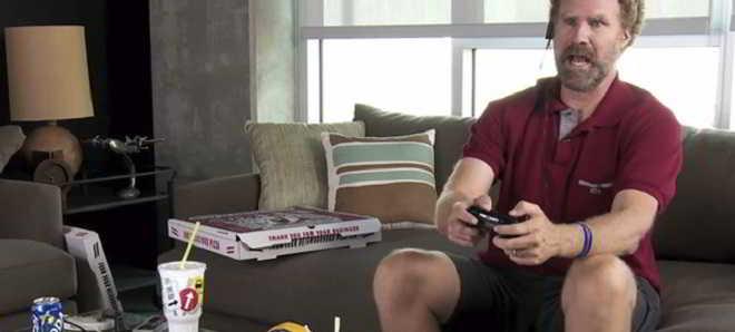 Will Ferrell contratado para protagonista de uma comédia sobre a eSports