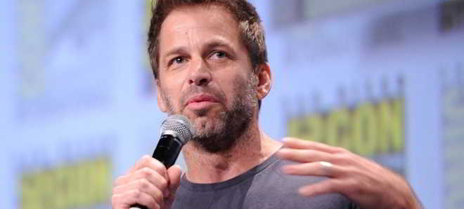 'The Last Photograph' é o título do novo projeto do realizador Zack Snyder