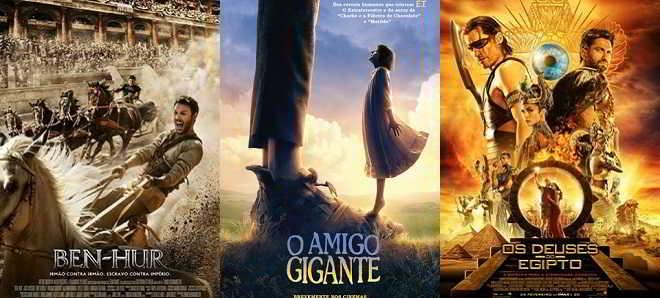 Filmes que foram os maiores fracassos de bilheteira de 2016
