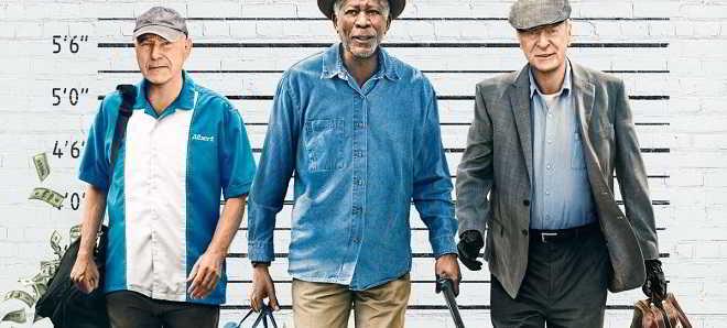 'Ladrões com Muito Estilo': Trailer português da comédia com Morgan Freeman