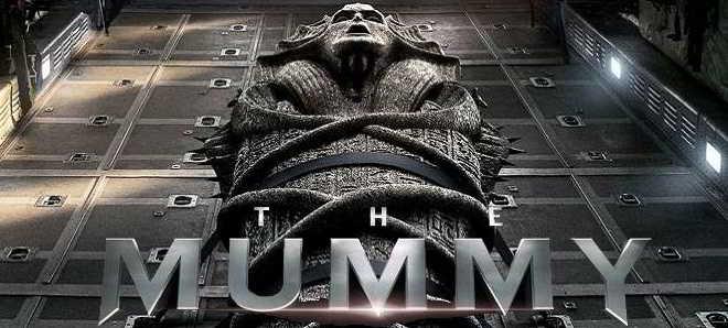 Primeiro teaser trailer e poster do reboot de 'A Múmia', com Tom Cruise