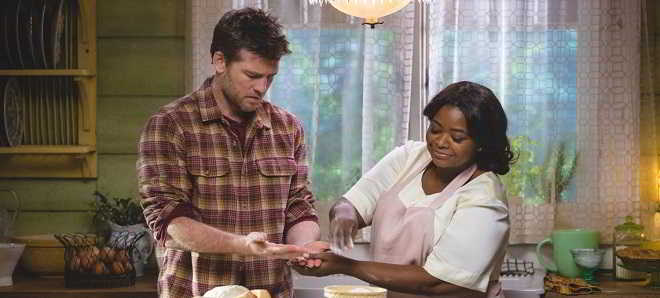 Sam Worthington e Octavia Spencer no primeiro trailer oficial de 'A Cabana'