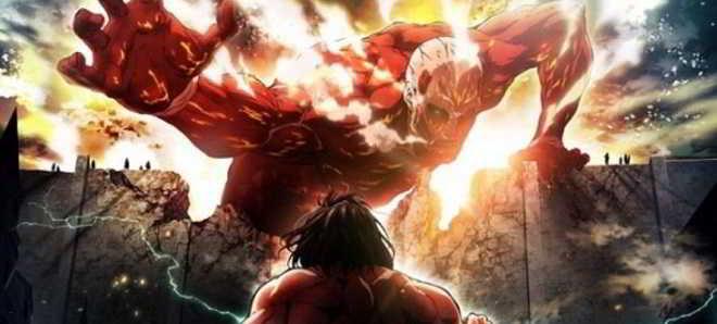 Warner Bros. em negociações pelos direitos do manga japonês 'Ataque dos Titãs'