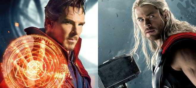 Benedict Cumberbatch confirmado em 'Thor: Ragnarok' como Doutor Estranho