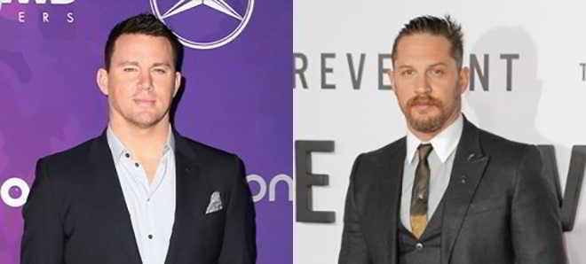 Channing Tatum e Tom Hardy em negociações para 'Triple Frontier'