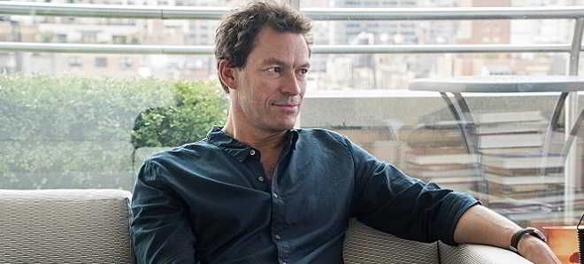Dominic West vai interpretar o pai de Lara Croft no reboot de 'Tomb Raider'