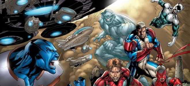 Criador de Deadpool vai produzir franquia baseada no seu Extreme Universe