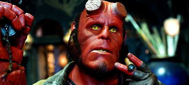 Guillermo del Toro não desiste do desenvolvimento de 'Hellboy 3'